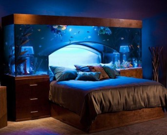 Meuble Aquariums Une Id E De D Coration Tres Design