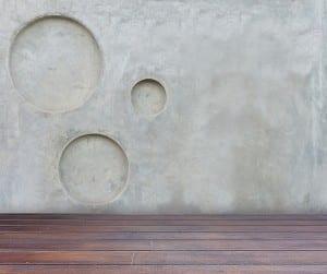 Enduit béton ciré extérieur ou intérieur