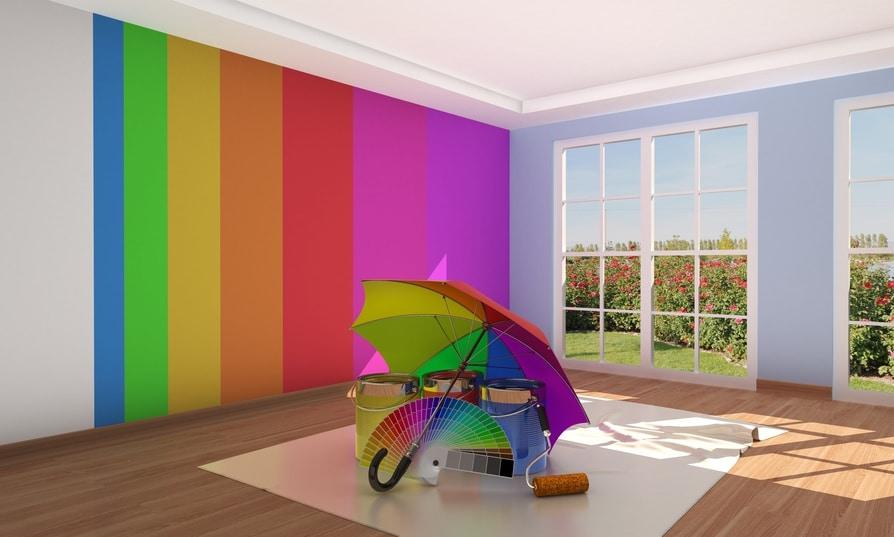 choisir la couleurs d 39 une pi ce de la maison couleur chaudes ou froides. Black Bedroom Furniture Sets. Home Design Ideas