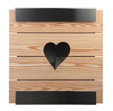 boite lettre bois. Black Bedroom Furniture Sets. Home Design Ideas