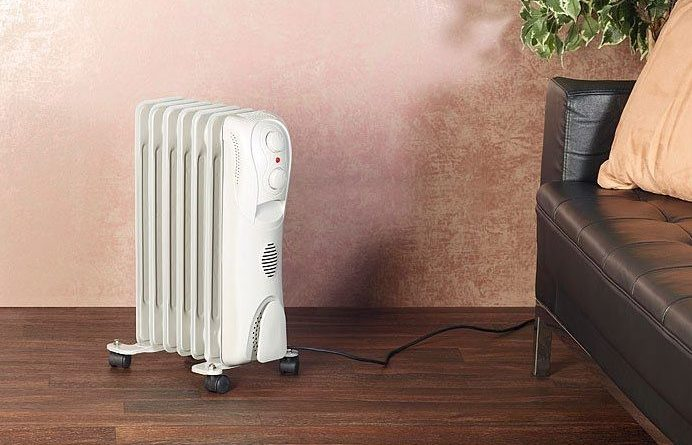 Un radiateur à bain d'huile, confort et économie énergétique