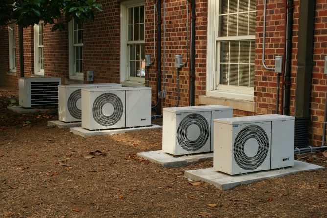 climatiseur en bon état